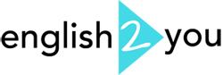 English 2 You Sticky Logo